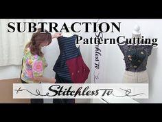 DIY T-Shirt Upcycle - inspired by Shingo Sato - YouTube