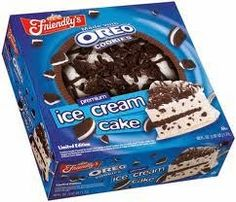 oreo ice cream cake a la friday's or dairy queen Weird Oreo Flavors, Cookie Flavors, Friendly's Ice Cream, Cream Cake, Oreo Truffles Recipe, Oreo Cookies, Oreos, Comida Disney, Snack Recipes