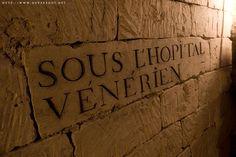 Une carrière sous l'hôpital Cochin   NEVERENDS - Exploration Urbaine - Urban…