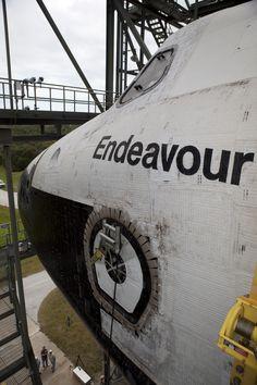 #Endeavour