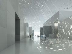 Galeria de Em Construção: Louvre Abu Dhabi / Jean Nouvel - 19