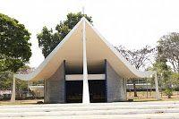 Capela Nossa Senhora de Fátima/Oscar Niemeyer