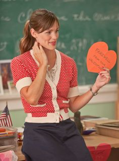 Jennifer Garner in Valentine's Day