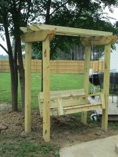 swing and arbor - Google Search