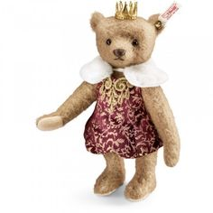 Steiff 034688 Limited Edition Antonia Teddy Bear 24cm by Steiff
