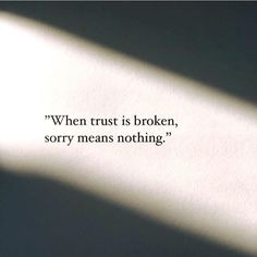 When trust is broken.. via (http://ift.tt/2jVO1ay)