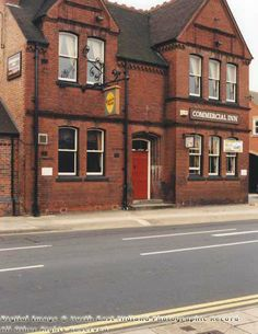 Commercial Inn, Wollaton Road, Beeston, Nottingham, 1998