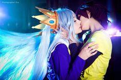 No game no life - Sora, Gens Shiro Cosplay Photo - Cure WorldCosplay
