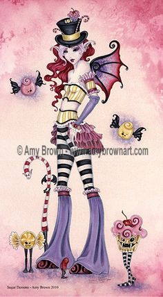 Amy Brown --- Steampunk fairy