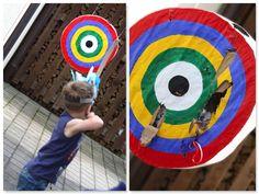 Indianerparty Spiele - Pinata www.pickposh.de