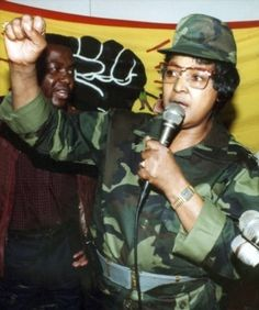 Winnie Madikizela Mandela the fight for the straggle Black Presidents, American Presidents, American History, Nelson Mandela Biography, Winnie Mandela, African National Congress, African Royalty, First Black President, National History
