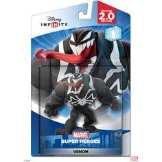 Disney Infinity: Marvel Super Heroes (2.0 Edition) Venom Figure (Universal)