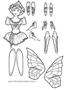 First Fairy Puppet www.pheemcfaddell.com