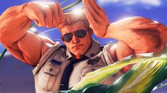 Street Fighter V'ten 'Guile' Videosu