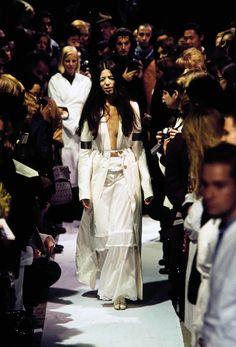 Maison Margiela Spring 1993 Ready-to-Wear Fashion Show