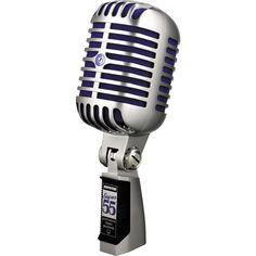 Mi próximo micrófono.