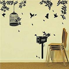Tree Decoration Wall Stickers