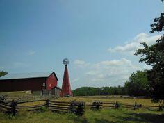 carriage hill farm | Follow Rivers: Carriage Hill Farm & Metropark, Ohio