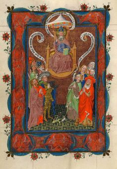 Libro de horas de Catherine de Cleves