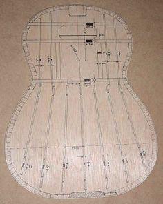 Como Hacer Una Guitarra Paso a Paso