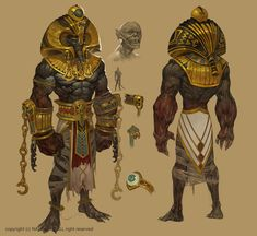 ArtStation - Project HIT_monster_concept_2, minjun Kim