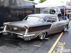 1957 Oldsmobile | 1957 Oldsmobile Super 88 Rear End Jpg