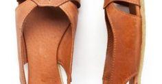 SHOEBIZ basketweave sandals Cognac – Ladies Fashion