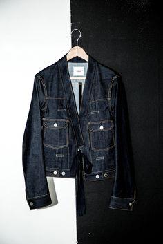 Fashion Sewing, Denim Fashion, Dynasty Clothing, Rare Clothing, Patterned Jeans, Denim Jacket Men, Minimal Fashion, Japanese Fashion, Distressed Denim
