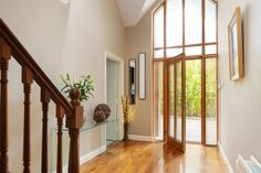 Detached House for Sale: 3 Avoca Wood, County Wicklow Wood County, Hallway Inspiration, Detached House, Divider, Stairs, Room, Furniture, Home Decor, Bedroom