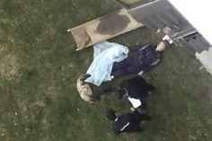 В одном из витебских пабликов сообщается, что сегодня ранним утром по улицеСмоленской дом 8, корпус 6 выпрыгнула с окна пенсионерка. Фото из соцсетей