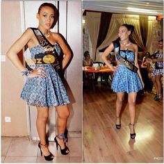 African dress prints