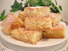 paula deens butter bars | Ooey Gooey Butter Bars (Paula Deen)