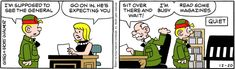 Beetle Bailey strip for December 20, 2017