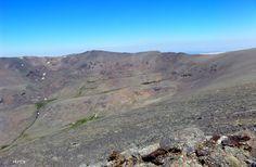 Tres miles de Sierra Nevada.Pepita Estévez