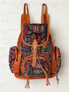 Hiptipico Maya Backpack at Free People Clothing Boutique