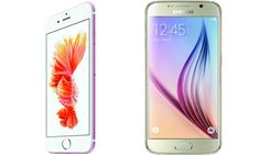 iPhone vs Galaxy Dual-core iPhone obliterates Galaxy Note 5 and other top Android phones in performance tests Top Android Phones, Android Apps, Galaxy Note 5, Galaxy S7, Samsung Galaxy, Sk Telecom, First Iphone, Latest Android, Apple Products