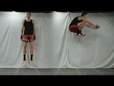 Taekwondo Jumping & Agility Training Tutorial (Kwonkicker)