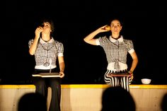 by Coletivo Teatro Dodecafônico - CTD, via Flickr    theater, performance, art  #odisfarcedoovo