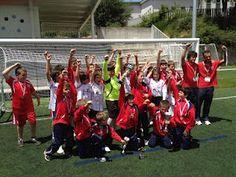 SantiagoeComarca: Silleda - éxitos dos equipos de Silleda na I Ames Cup Verán  Julio 2012