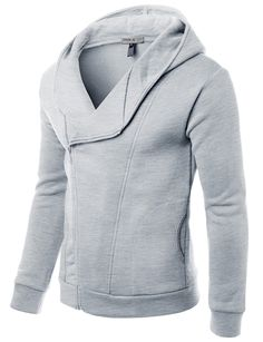 $16.99 Mens Casual Slim Fit Hood Jacket (CMOHOL016)