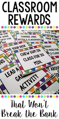 Classroom Rewards That Wont Break the Bank (FREEBIE) - If youre looking for creative ways to reward your students without digging into your pockets, check out these free reward coupons! 5th Grade Classroom, Classroom Fun, Future Classroom, Classroom Activities, Classroom Organization, Classroom Incentives, Classroom Reward Coupons, Behavior Incentives, Classroom Reward System