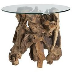 eclectic side tables and accent tables by Crate