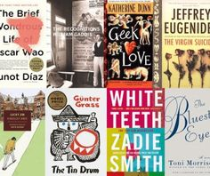50 of the Greatest Debut Novels Since 1950