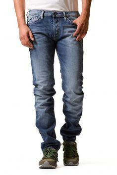 MORRISON W324 - Jeans - Man - Gas Jeans online store. 5 pocket ...