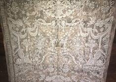 Fortuny hand printed panel on cotton twill. Marked 'Made in Italy Mariano Fortuny Venezia' on the selvage. Perfect Place, Egyptian, Cushions, Textiles, Italy, Printed, Cotton, Design, Home Decor