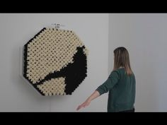 Artist Daniel Rozin Created a Mirror Made of Fur. Daniel Rozin's latest work is the PomPom mirror. It's essentially designed to leave you in a…