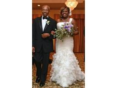Brides of all sizes can get custom #plussizeweddingdresses & replicas of gowns for less at www.dariuscordell.com