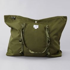 Mountaineering Large Climb Tote Bag - Moss