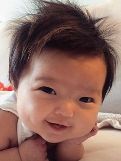 Say Hello to the Adorable New Gerber Baby! 'She's Always Smiling,' Her Mom Says http://www.people.com/people/article/0,,20983292,00.html