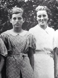 Eunice Kennedy and Kick Kennedy